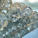 Antique Old European Cut Diamond Ring