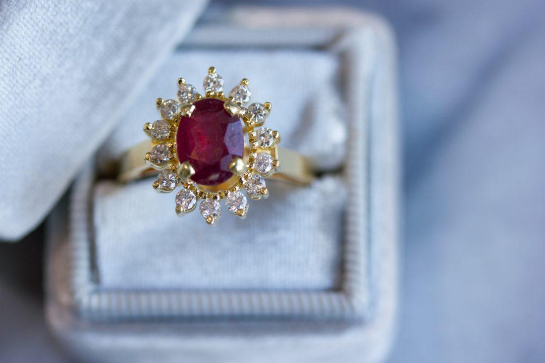 Ruby + Diamond stunner
