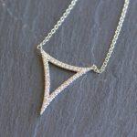 "16"" Diamond Necklace"