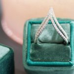 Sculptural Craftsmanship – 0.51 CTW Diamond Statement