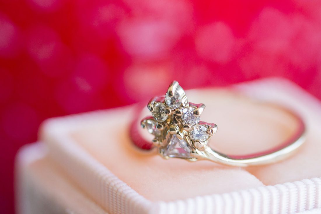 Diamond Ring | Diamonds Forever